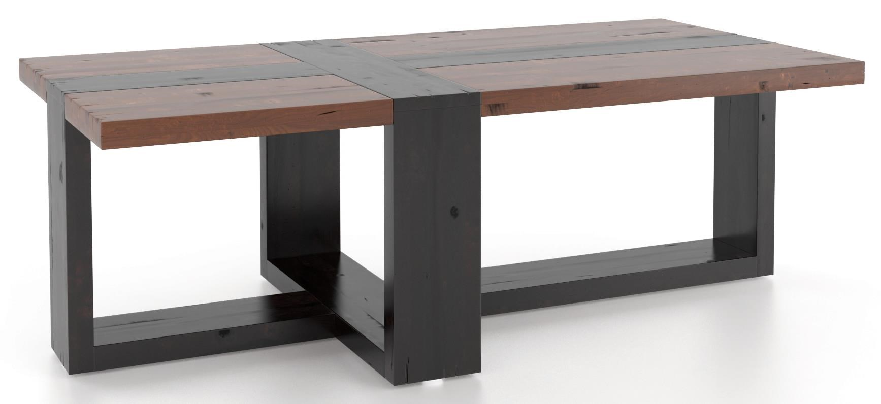 Customizable Rectangular Coffee Table