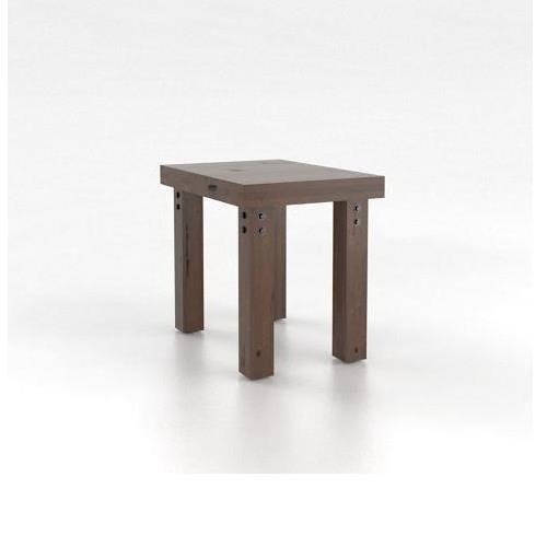Canadel Loft - Living Customizable Rectangular End Table