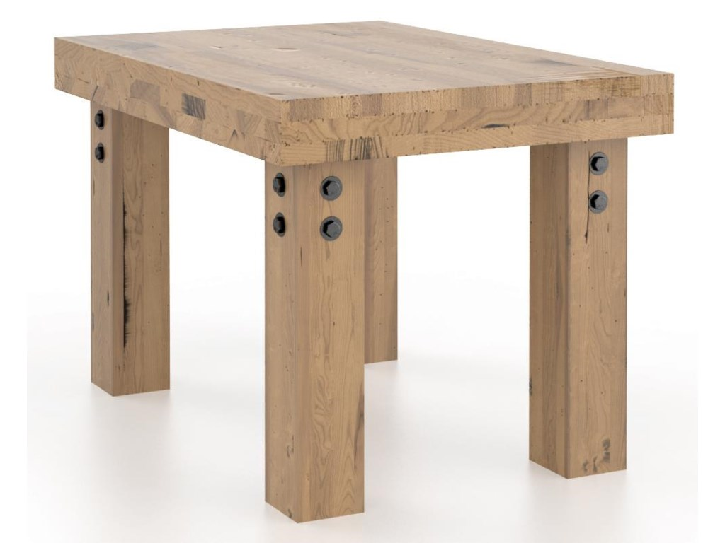 Canadel Loft - Living<b>Customizable</b> Rectangular End Table