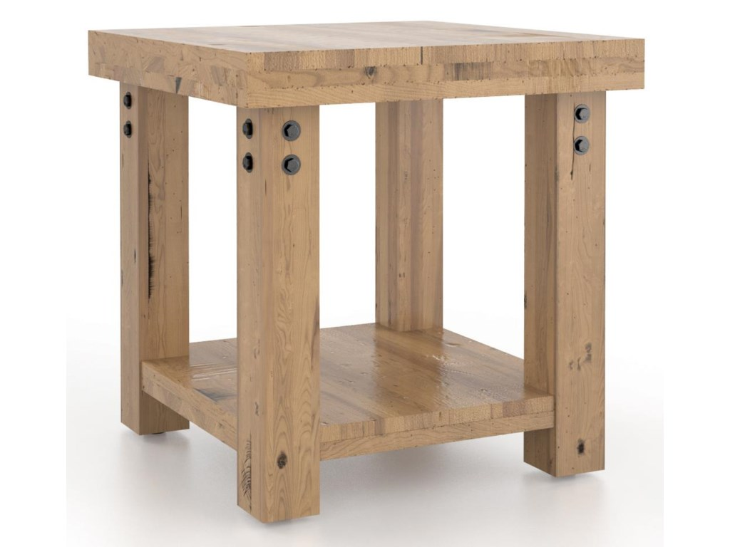 Canadel Loft - Living<b>Customizable</b> Square End Table