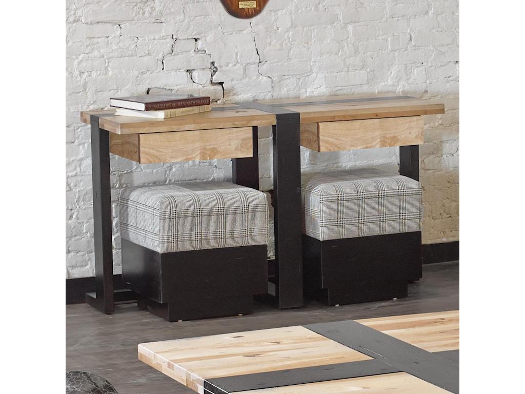 Canadel Loft - Living<b>Customizable</b> Sofa Table