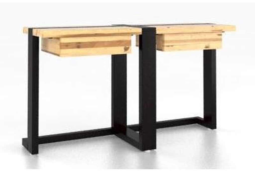 Canadel Loft - Living<b>Customizable</b> Sofa Table
