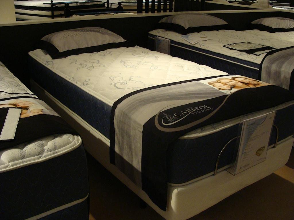 Capitol Bedding AshlandKing Mattress Only