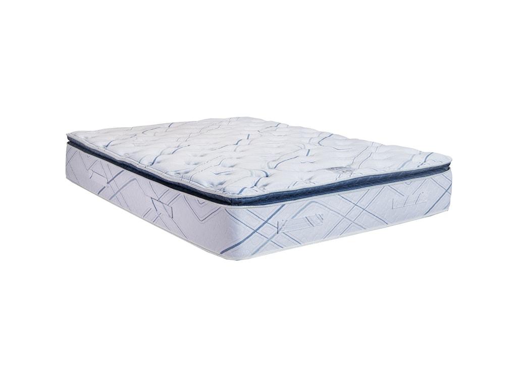 Capitol Bedding Eclipse Pillow TopKing Pillow Top Mattress
