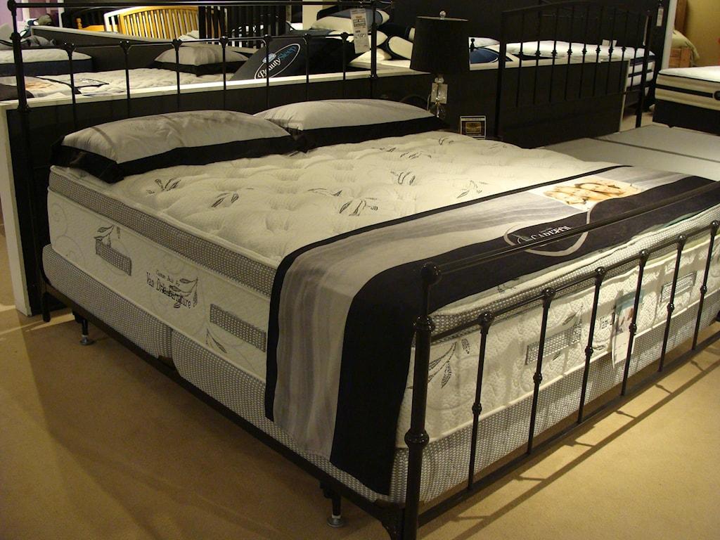 Capitol Bedding OpulenceFull Pillow Top Mattress Set