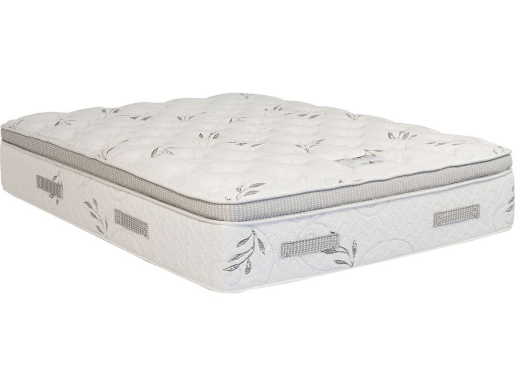 Capitol Bedding OpulenceQueen Pillow Top Mattress, Adj Set