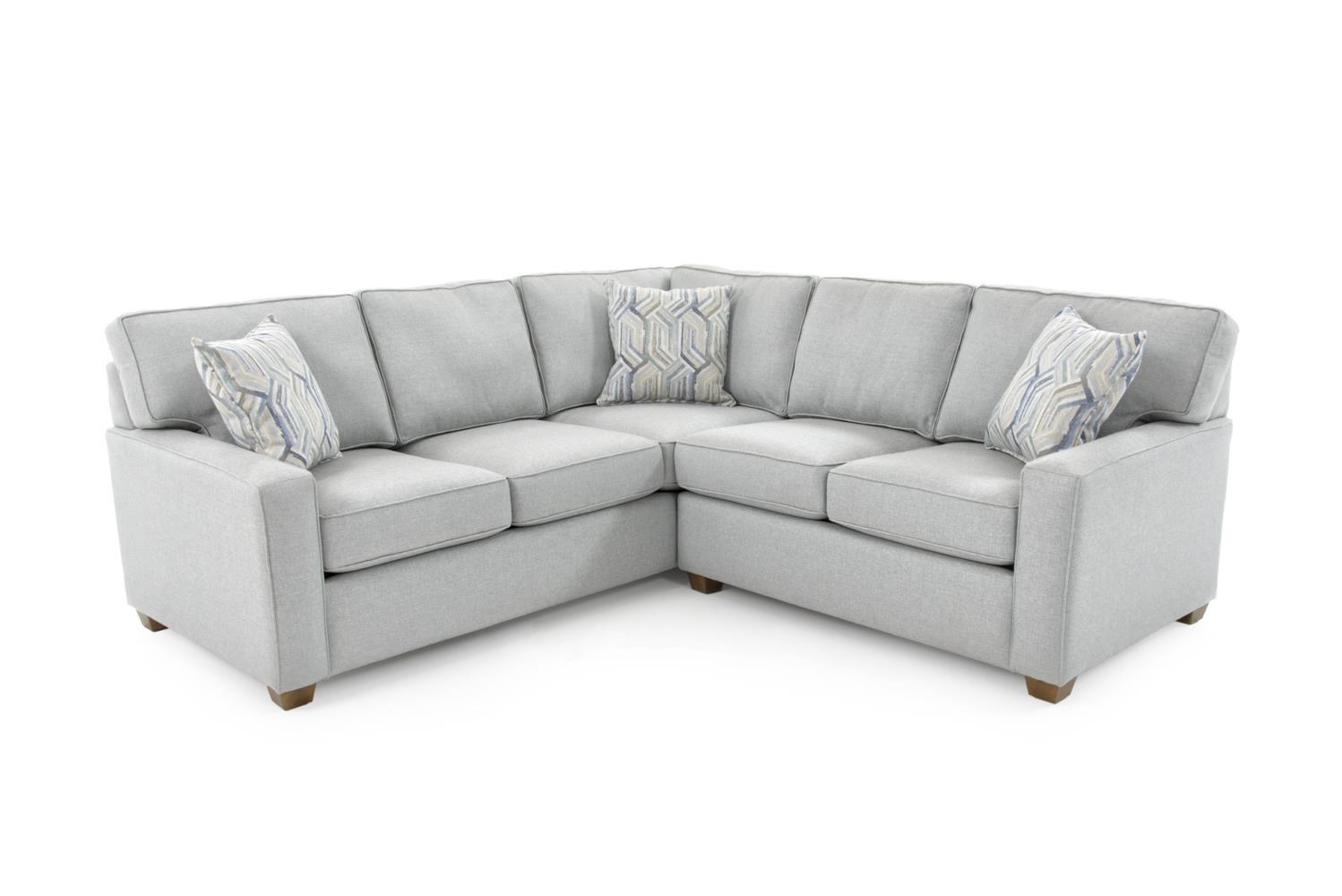 Capris Furniture 1452 Pc Corner Sectional Sofa ...