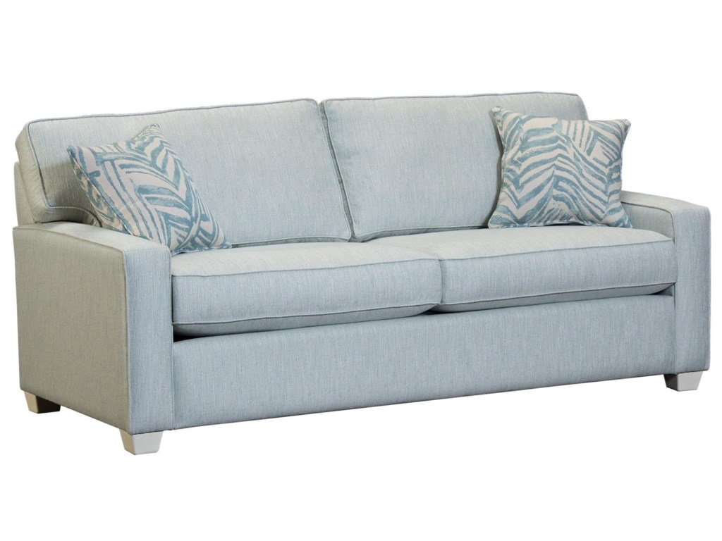 Capris Furniture 146Sleeper Sofa