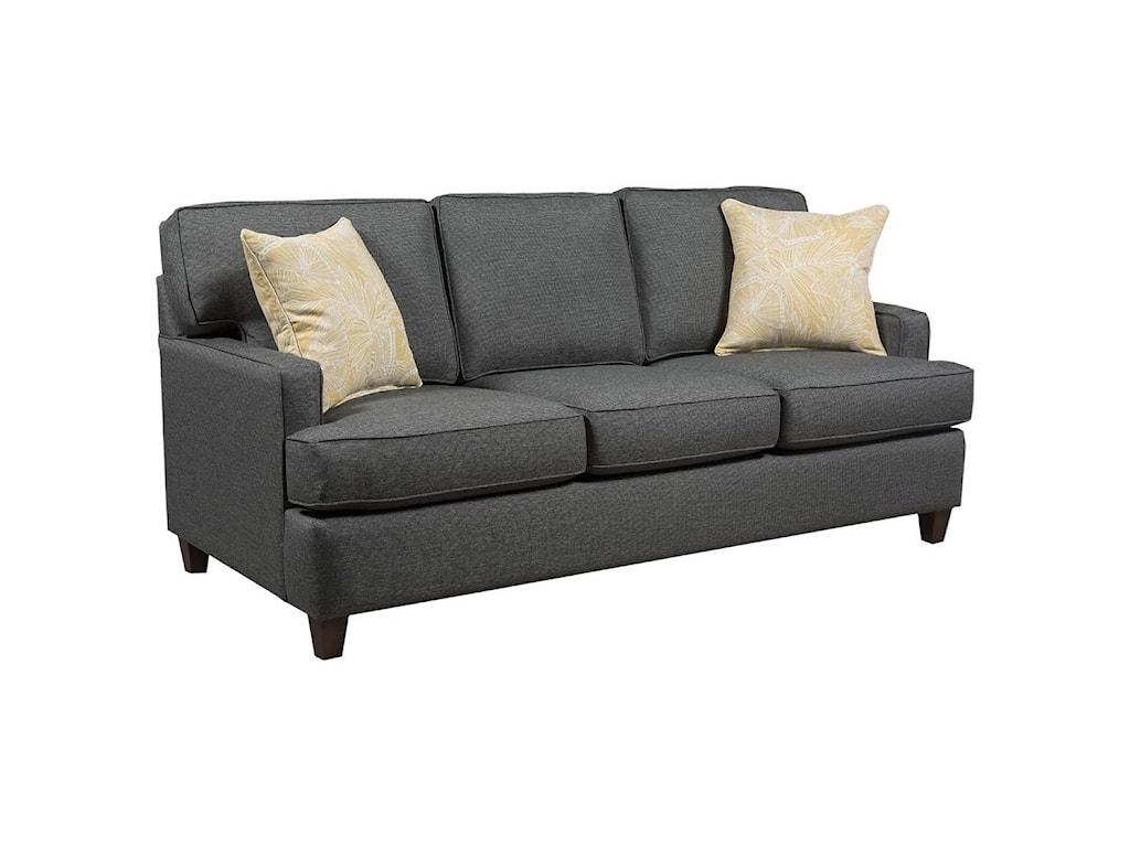 Capris Furniture 162Sofa