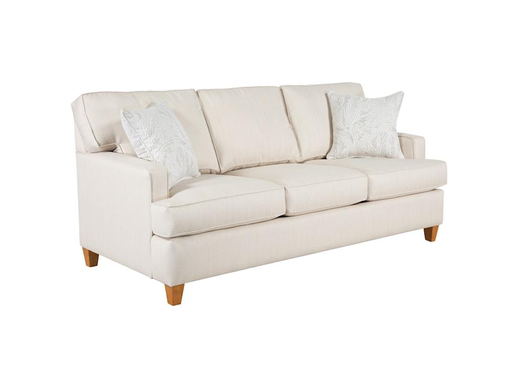 Capris Furniture 162Queen Sleeper Sofa