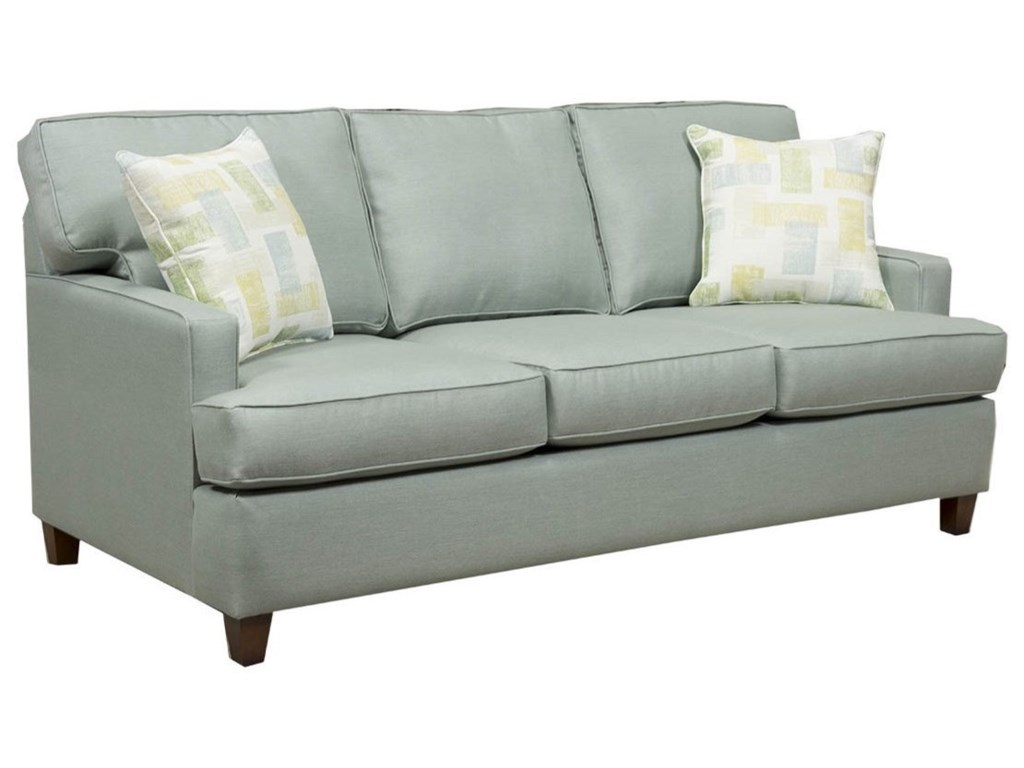 Capris Furniture 162Queen Sleeper Sofa