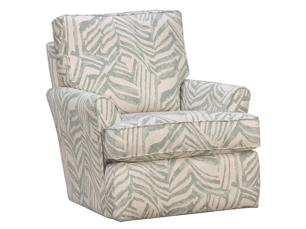Capris Furniture 223SGSwivel Glider Chair
