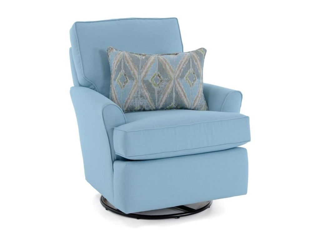 Capris Furniture 223SGSwivel Glider Chair
