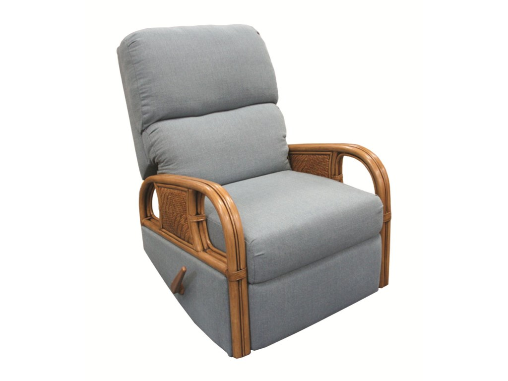 Capris Furniture 321 CollectionSwivel Rocking Recliner