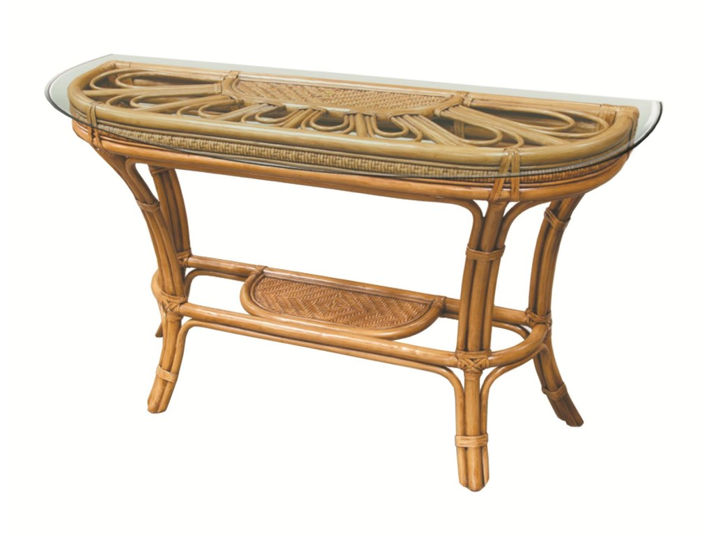 Capris Furniture 321 CollectionSofa Table