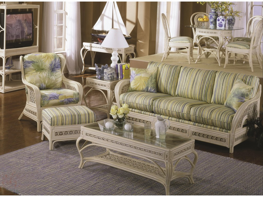 Shown With Coordinating Plasma Stand, Occasional Tables, Dining Table, Side Chairs, Sofa and Ottoman