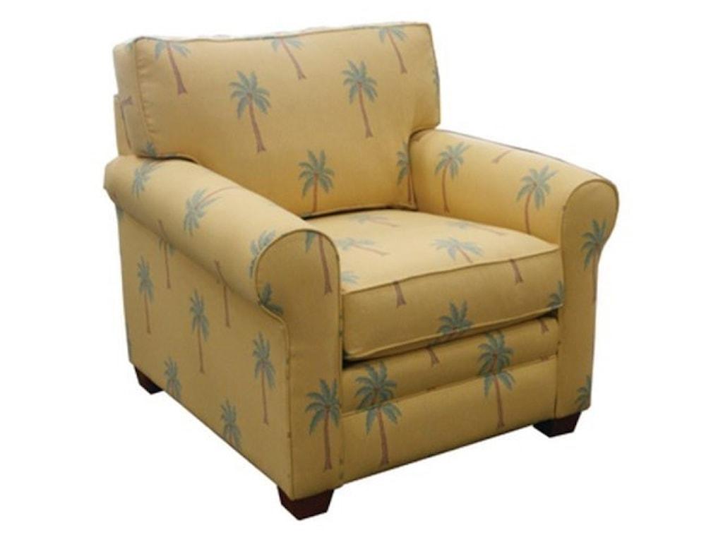 Capris Furniture 402Chair