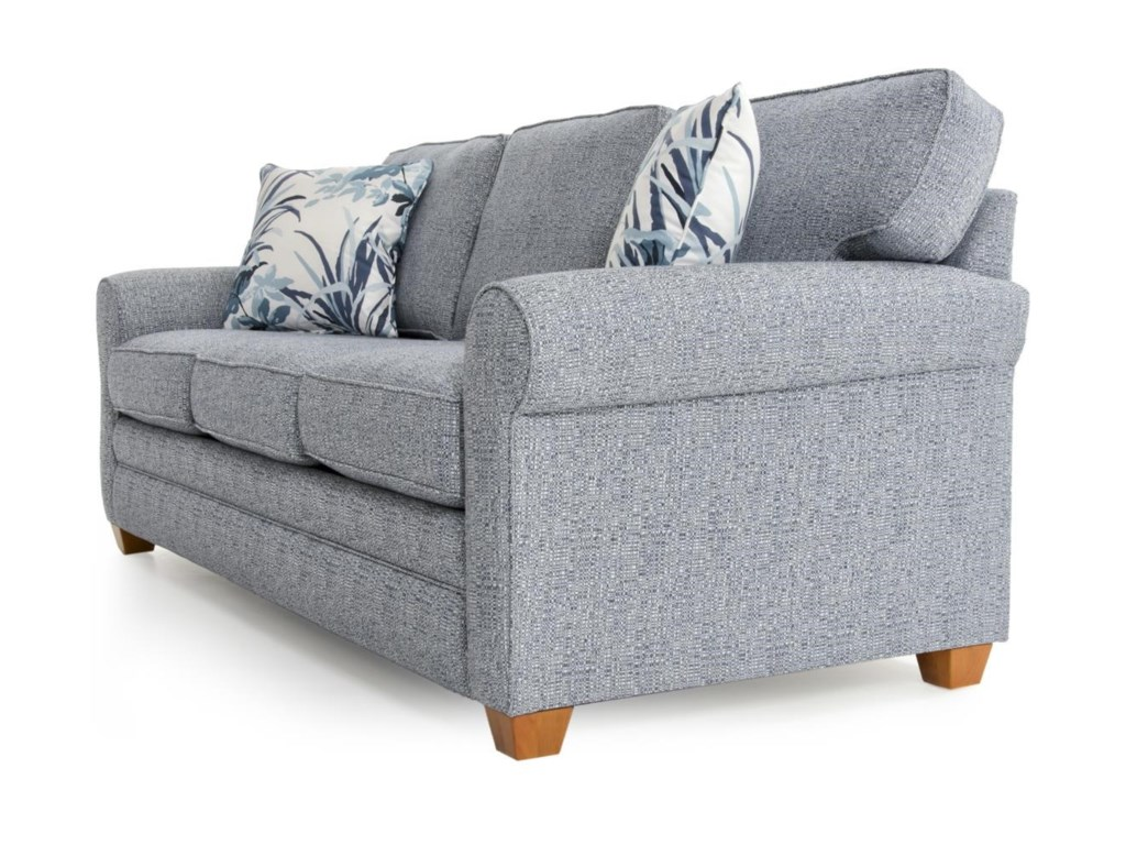 Capris Furniture 402sleeper Sofa