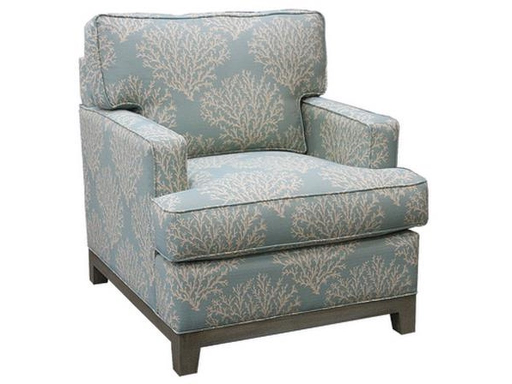 Capris Furniture 752 Upholstered Chair Rooms For Less