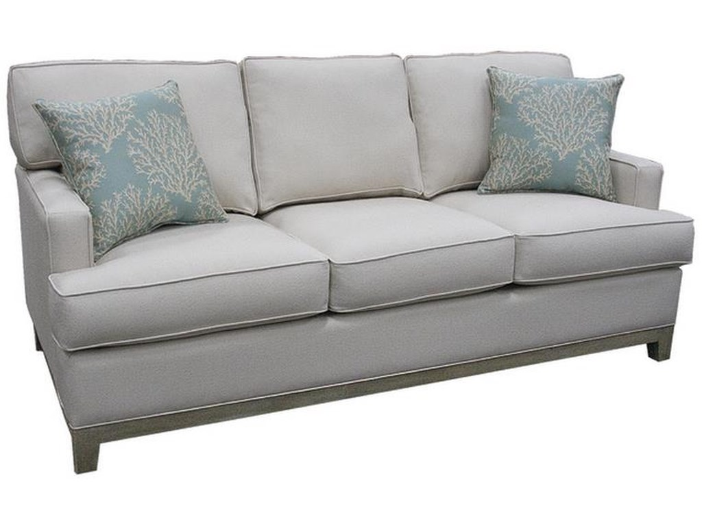 Capris Furniture 752Sofa