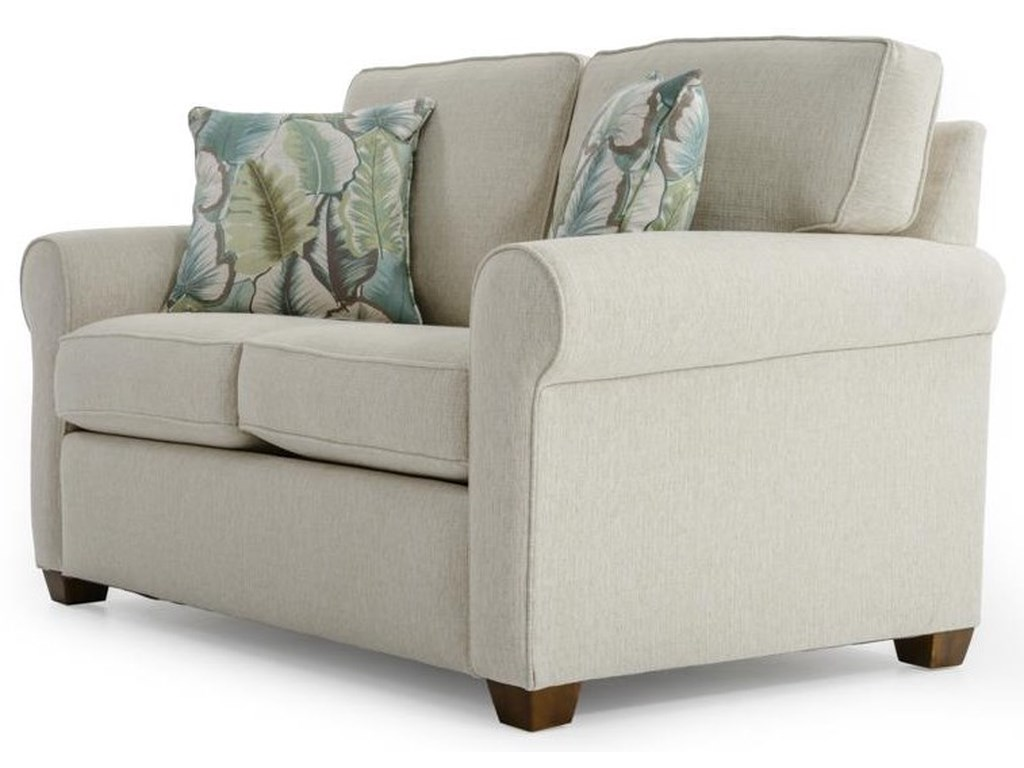 Capris Furniture 912Loveseat