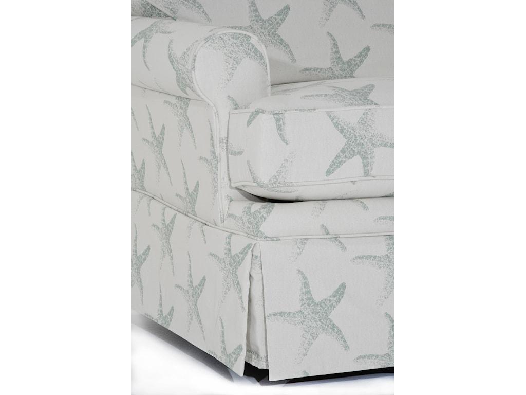 Capris Furniture SW124Swivel Chair