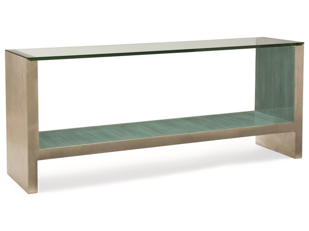 Caracole Classic ContemporaryAt Waters Edge Console Table