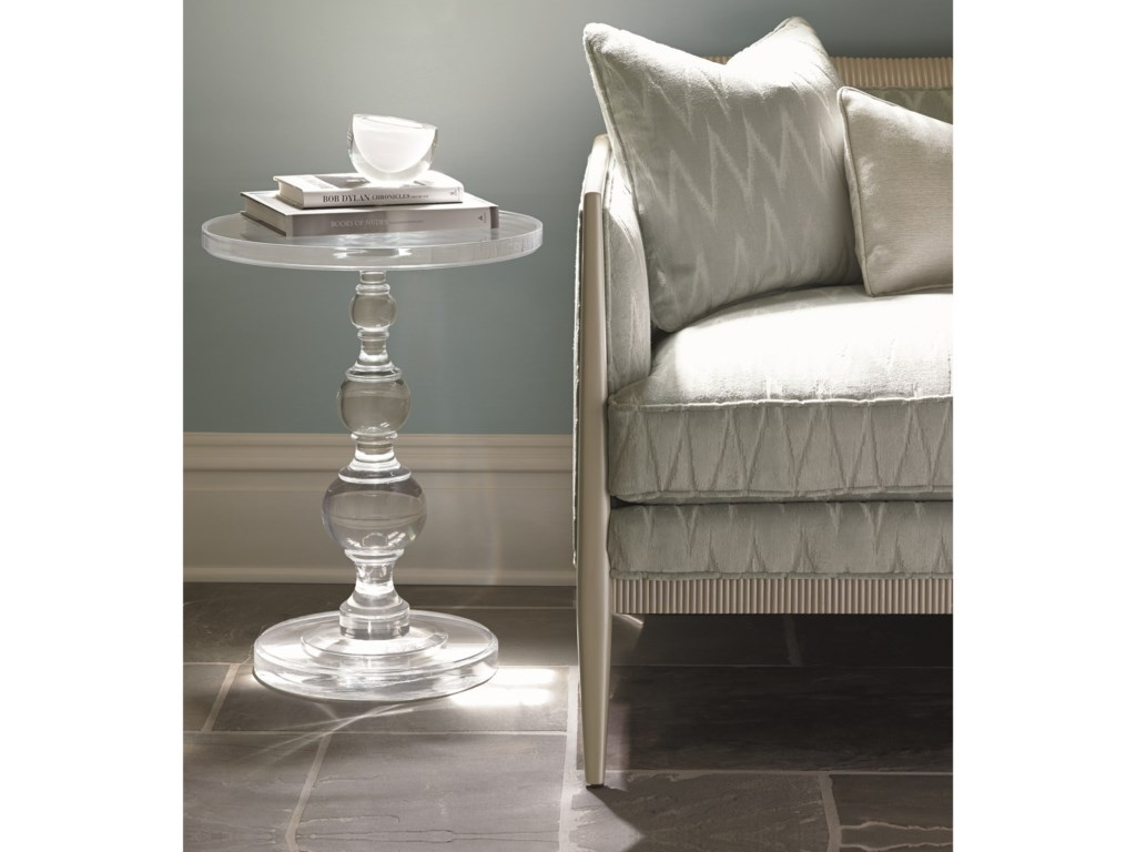 Caracole Classic ContemporaryAll Clear End Table