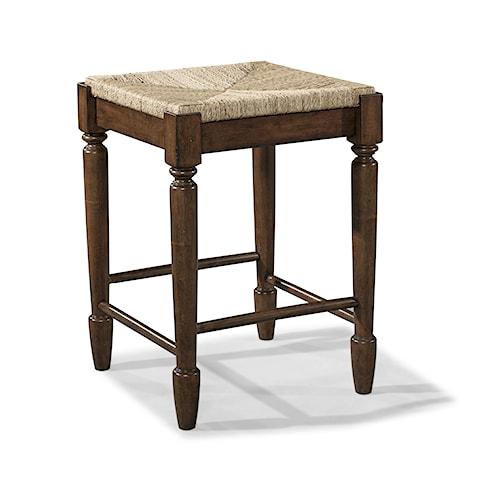 Easton Collection Blue Ridge Cherry Desk Stool