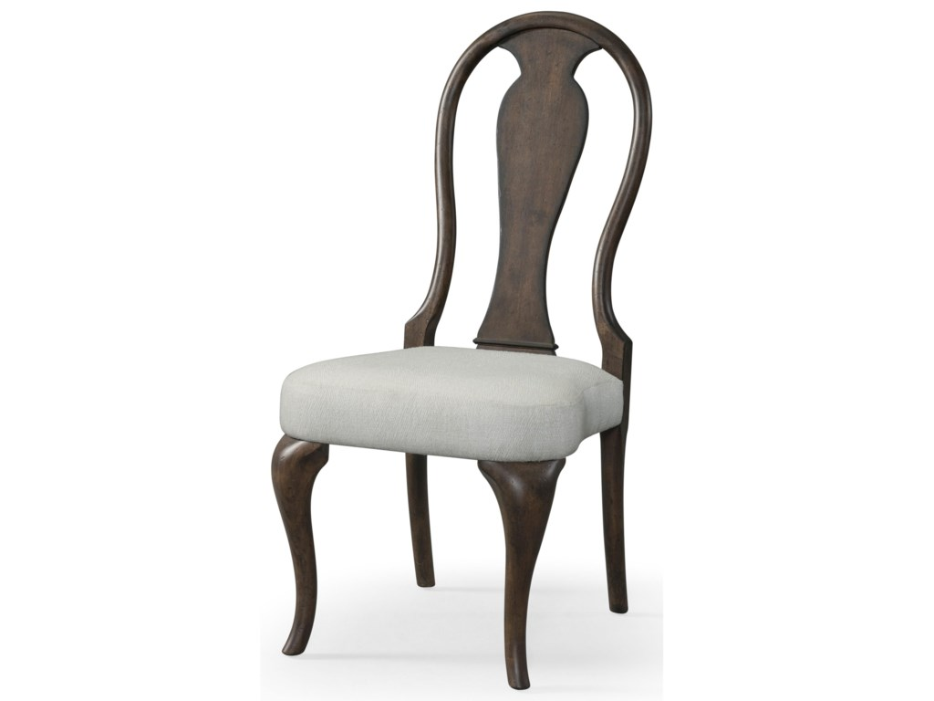Carolina Preserves by Klaussner Charleston LaneSide Chair