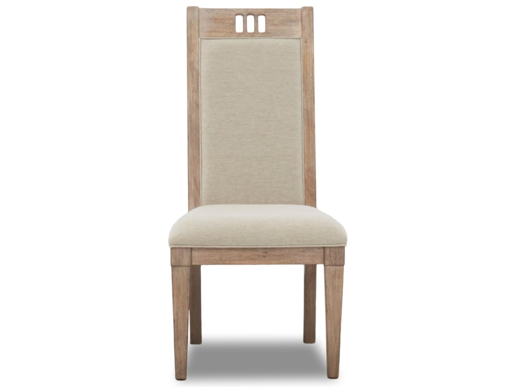 Carolina Preserves by Klaussner ReflectionsUpholstered Dining Side Chair