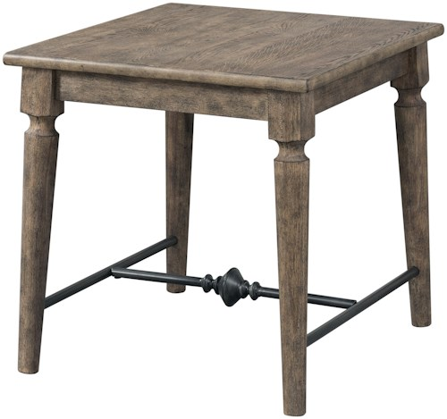 Carolina Preserves by Klaussner Riverbank 'Brook' End Table