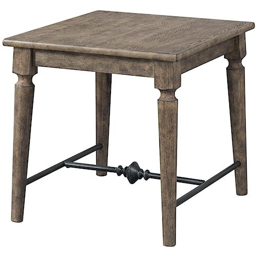 Carolina Preserves by Klaussner Riverbank 'Brook' End Table