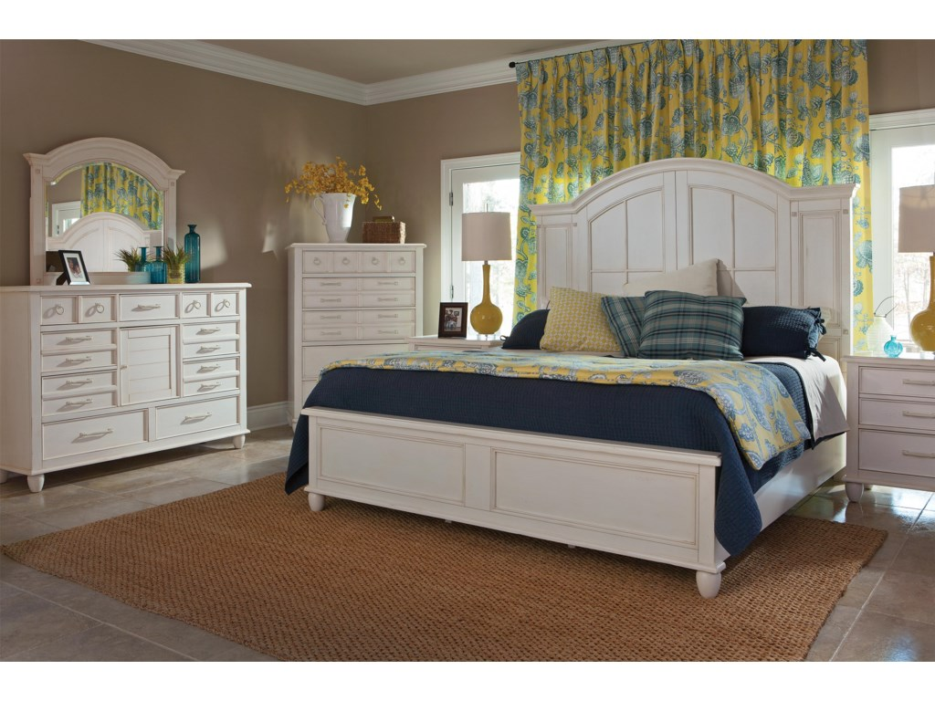 Carolina Preserves by Klaussner Sea Breeze 3 Drawer Nightstand ...