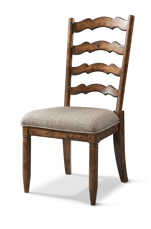 Carolina Preserves By Klaussner Southern PinesLadderback Side Chair ...