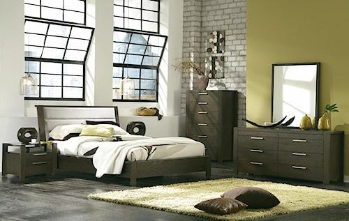 Casana 575 6 Pce Queen Bedroom
