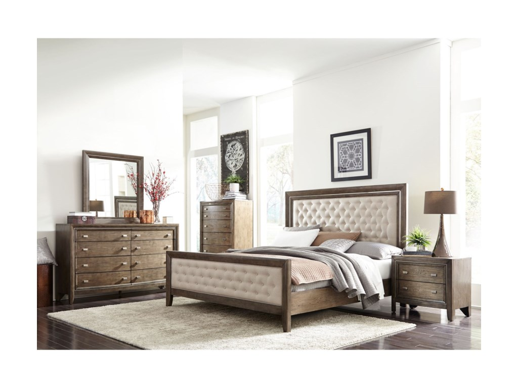 Casana Aberdeenking Bedroom Group