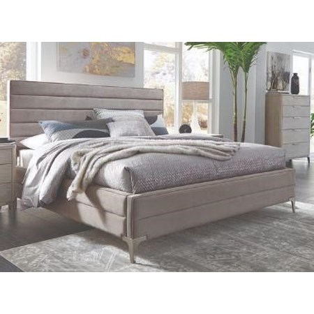 ALEX.UPHOL QUEEN BED