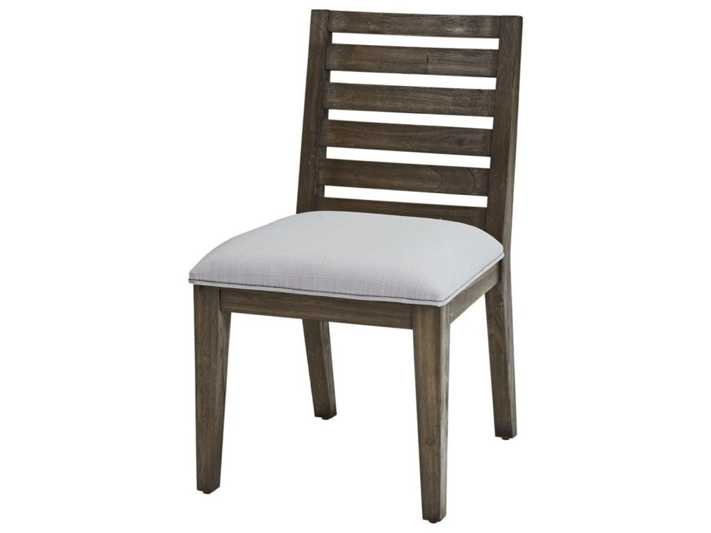 Belfort Select DistrictSlat Back Side Chair