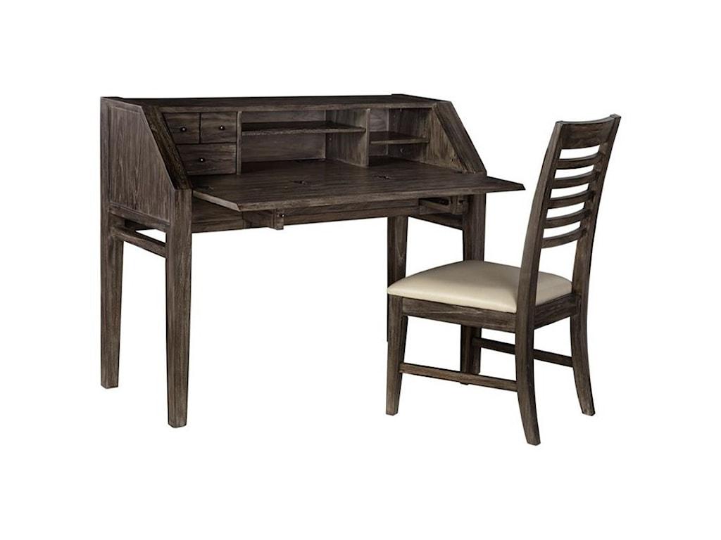 Morris Home Furnishings BrookdaleSecretary Desk