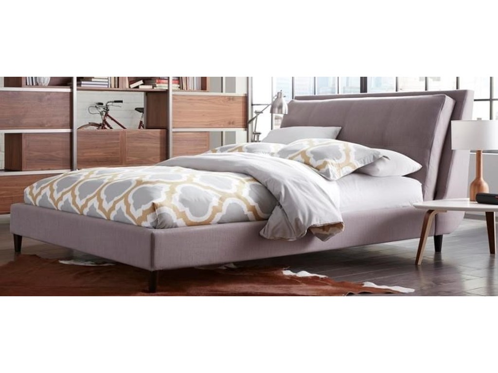 Morris Home Furnishings ChelseaChelsea Queen Bed