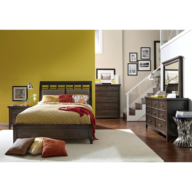 Hammond Queen Bedroom Group By Casana
