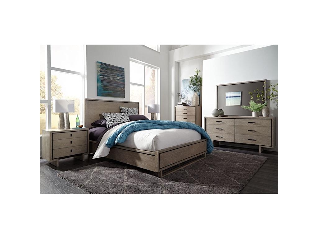 Belfort Select AriaQueen Panel Bed
