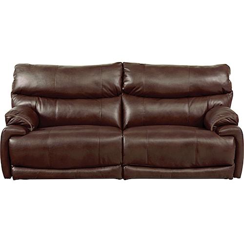 Catnapper Larkin Lay-Flat Reclining Sofa