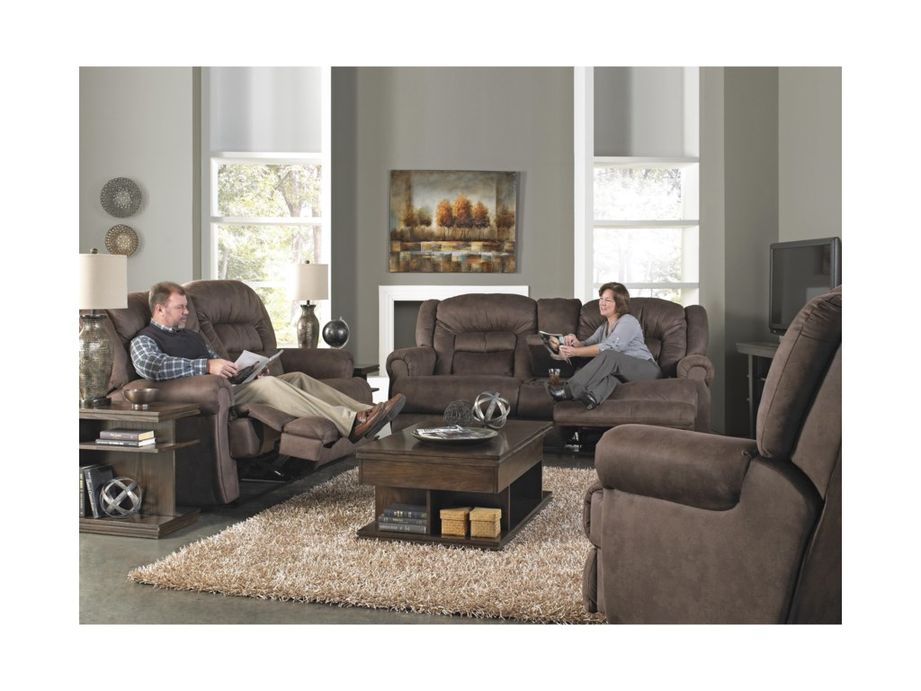 Catnapper AtlasExtra Tall Wall Proximity Recliner