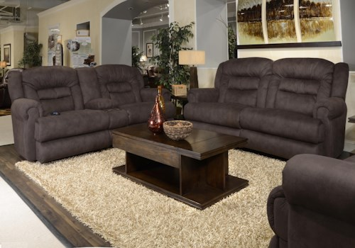 Catnapper Atlas Reclining Living Room Group