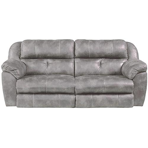 Catnapper Ferrington Power Headrest Lay-Flat Reclining Sofa