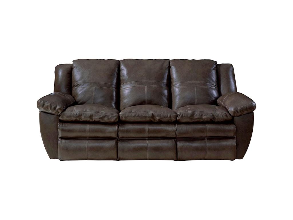 Catnapper 419 AriaLay Flat Reclining Sofa