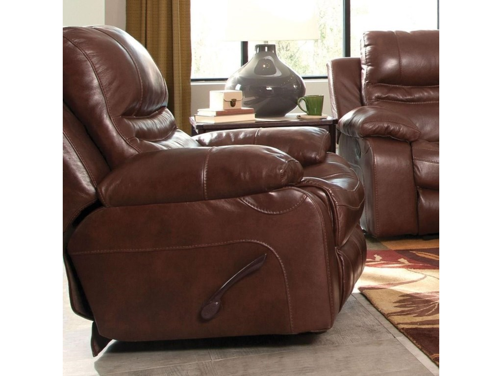 Catnapper 424 PattonGlider Recliner