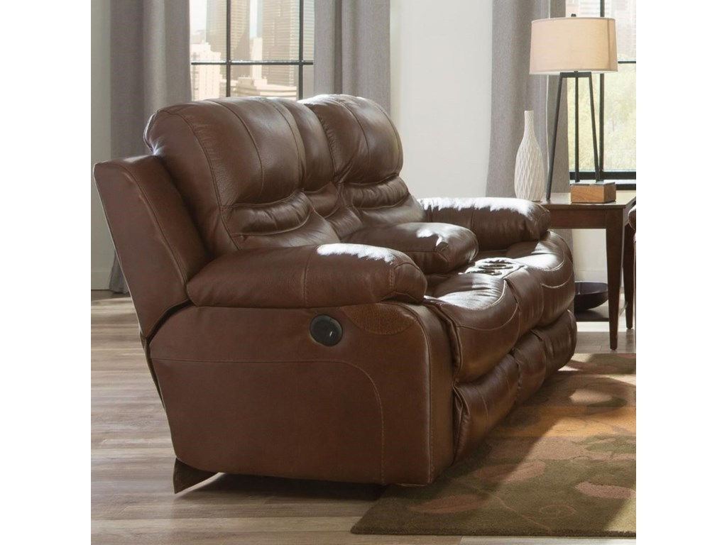Catnapper 424 PattonLay Flat Reclining Loveseat